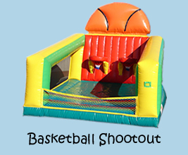 Inflatable Basketball Shooter